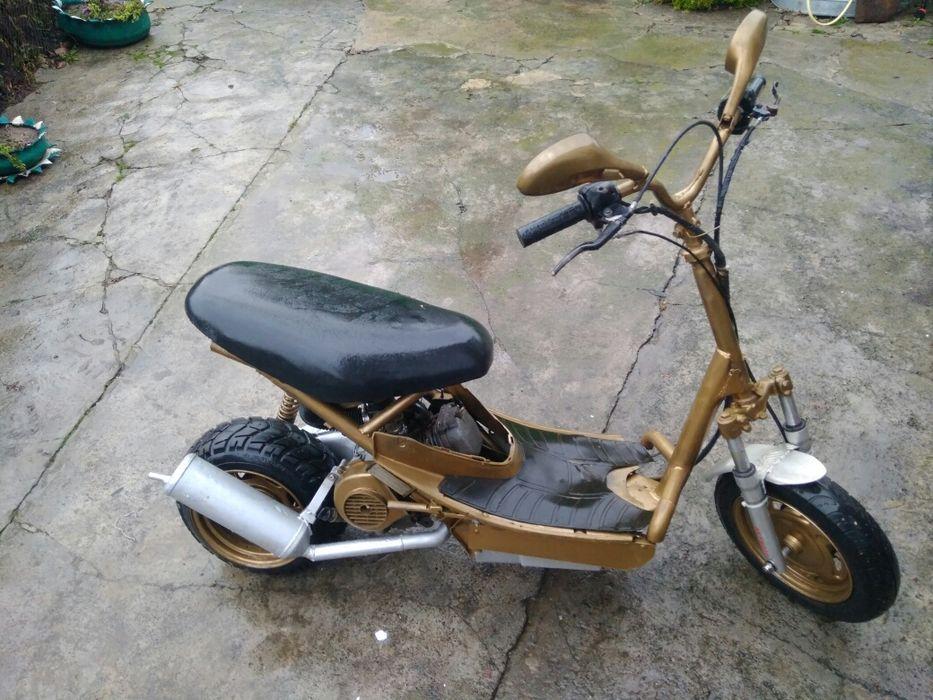 Продам скутер мототехніка Городок - изображение 1