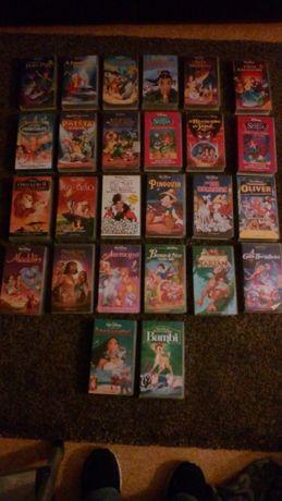 Coleção Disney VHS