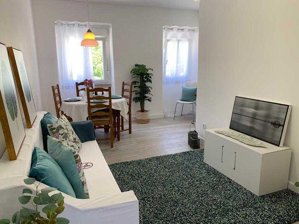 Apartamento T2 com remodelação completa ,Caldas da Rainha, centro