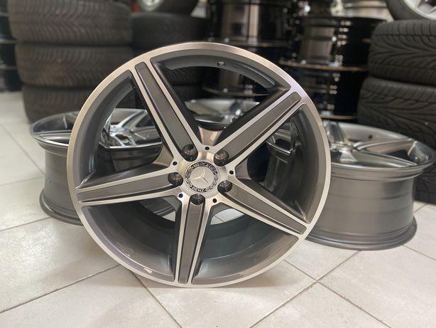 "Jantes 19"" 5x112 AMG novas Mercedes classe E w213 w205 W204 classe C45"