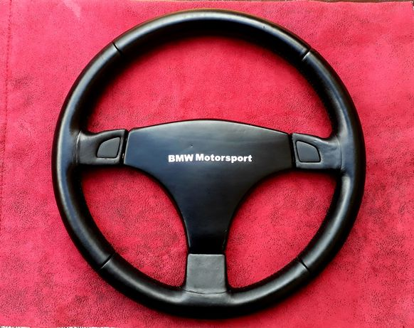 Руль BMW M3 e21 24 28 30 34 36 M3 M5 M power dtm 370mm