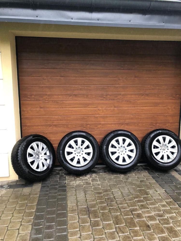 Oryginalne koła zimowe VW Tiguan 245/65 R16 Pirelli