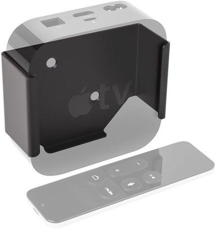 Кронштейн крепеж Apple TV 4,4k