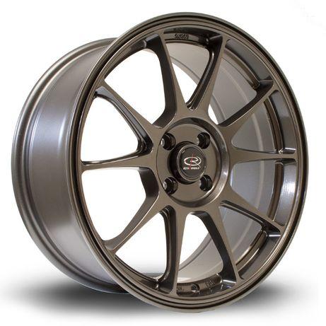Felgi ROTA Titan 17x7.5 4x100 et35 Mazda MX-5, Honda Civic Corolla