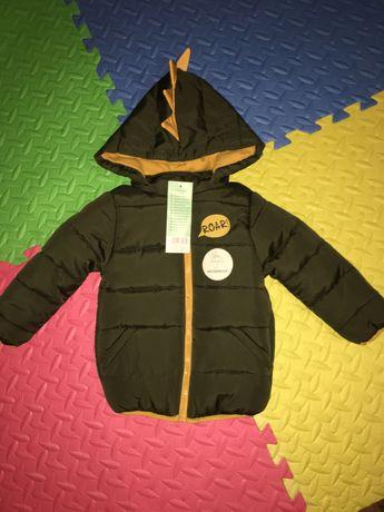 Курточка на холодну осінь 86розмір,нова