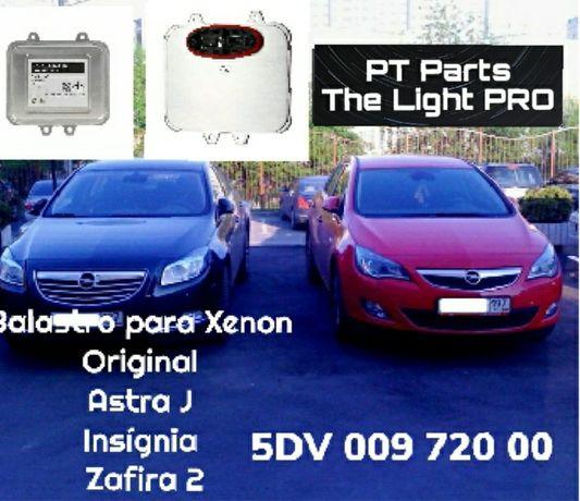 Balastro para Xenon original Astra J Insígnia A 5DV 0 0 9 7 2 0-00