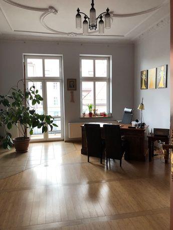 Meble Drewniane Gabinet Komplet biurko komoda witryna stół