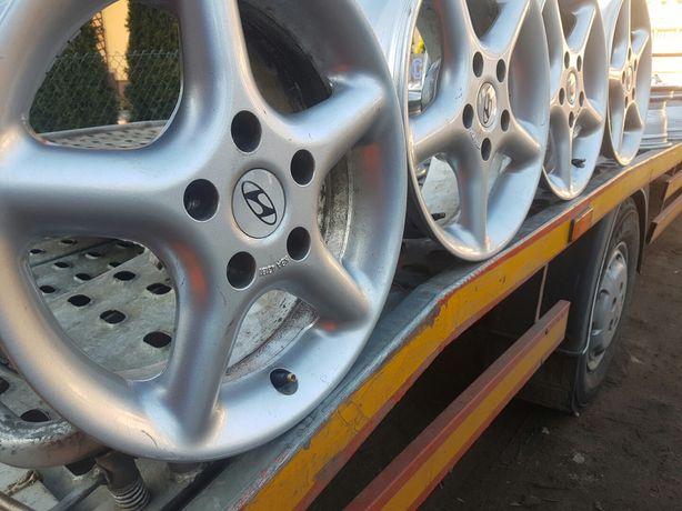 Felgi Aluminiowe Hundai R15 5x114.3 ET35 7J