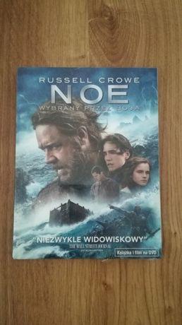 Film Noe wybrany przez Boga, książka z filmem dvd, NOWE