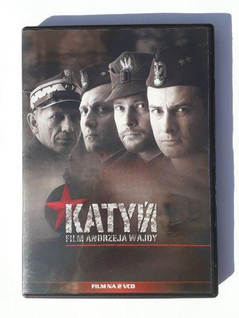 Katyń film DVD stan idealny