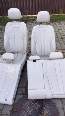 Салон X5F15 білий