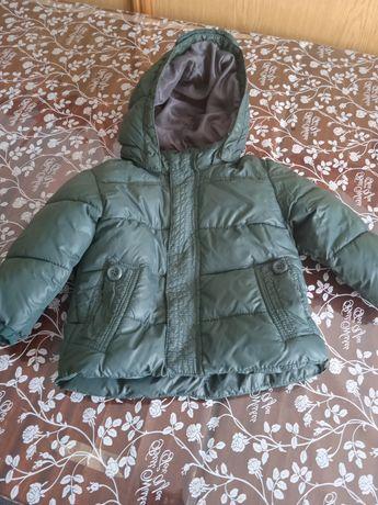 Курточка осіння  - нехолодна зима
