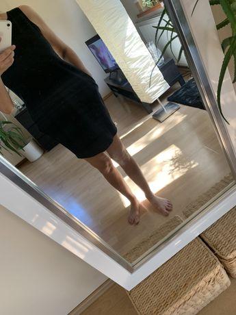 Mała czarna, sukienka letnia, tunika