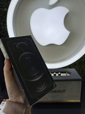 Новий Apple iPhone 12 Pro Max 256GB. (Graphite)