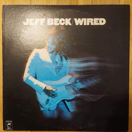 Jeff Beck, Wired, Japan, 1976, 25AP 120(E), Igła-