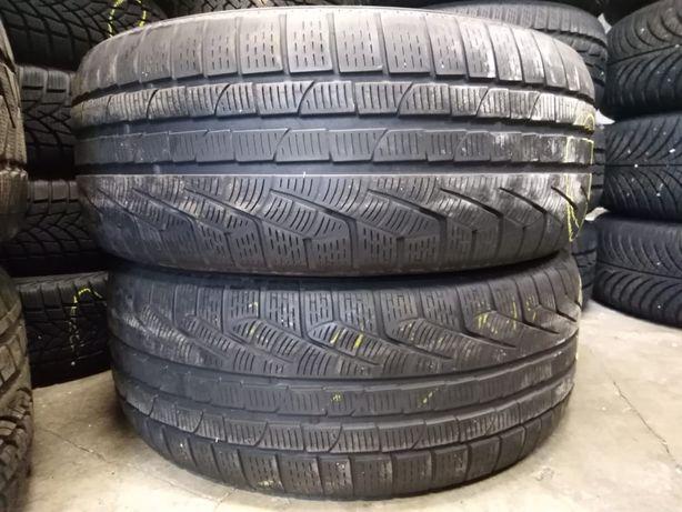 ZIMA 2szt. Pirelli Sottozero Winter 240 seria II 245/45 R19 5mm 102V