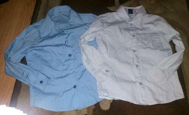 Koszule dla chłopca r. 110-116