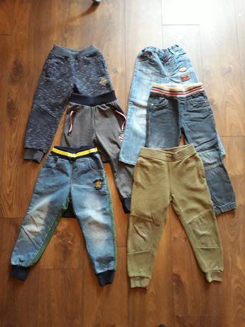 Spodnie rozm. 110