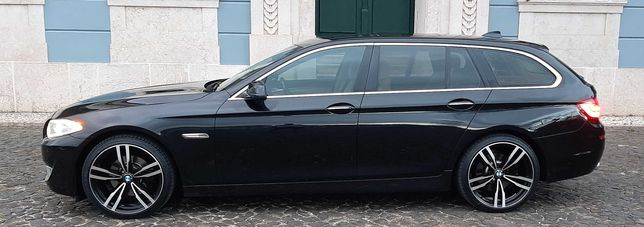 Bmw 520d Luxury 184cv Aut Full