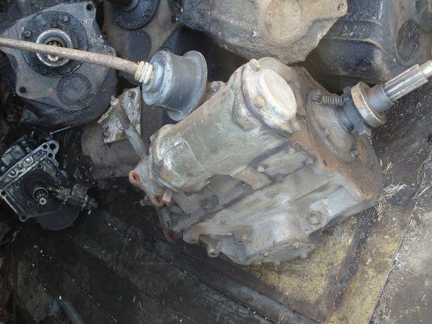 коробка переменных передач с приводом под насос зил 130 пожарка