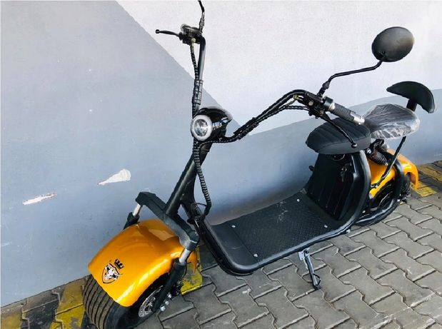 Hulajnoga elektryczna skuter KINGWAY HIT 2020 RATY bez rejestracji hit
