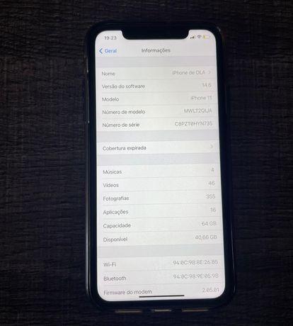 Iphone 11 a venda