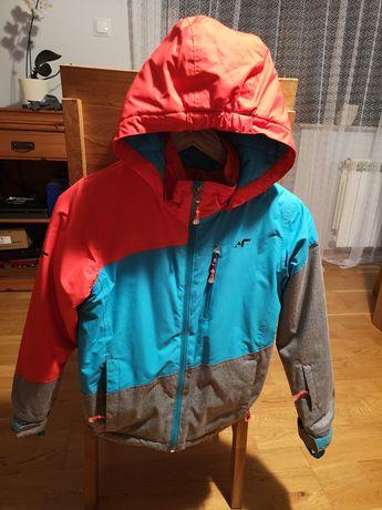 Kurtka zimowa, narciarska 4F roz 134