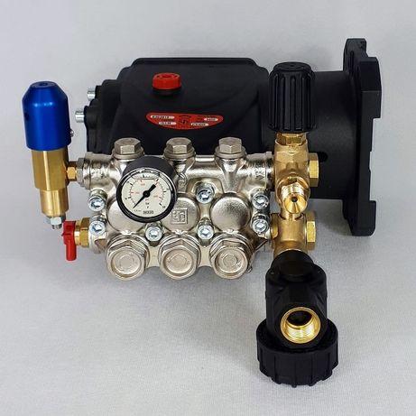 Pompa Interpump 280bar 900l/godz do silnika spalinowego myjka