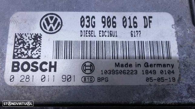 03G906016DF  Centralina do motor VW GOLF V (1K1) 1.9 TDI BKC