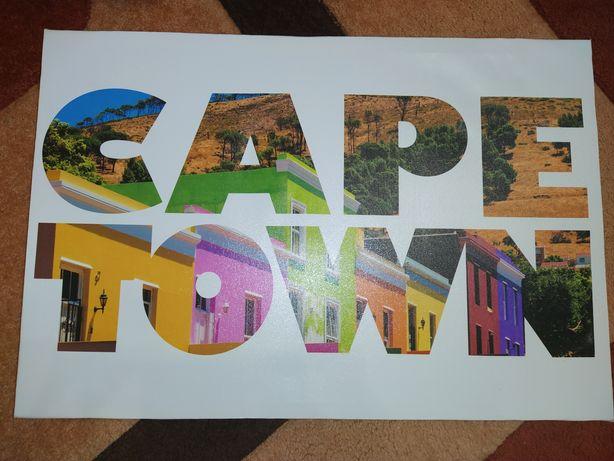 Картина фотопечать  cape town
