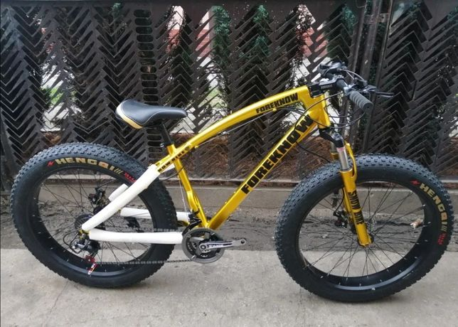 Rower FAT bike