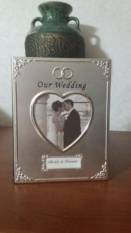 Свадебный фотоальбом на 40 страниц
