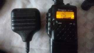 СИ-БИ портативная Радиостанция Dragon SY 101
