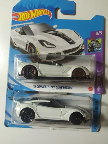 HW Corvette - 2 szt - Chorzów