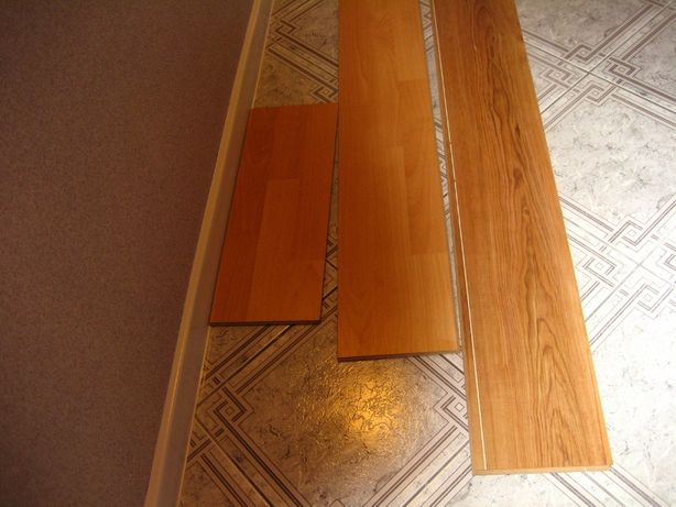 Panele podłogowe.