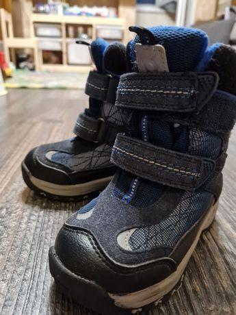 Сапоги reimatec kinos р.24 reima, оригинал зимние ботинки сноубутсы,на