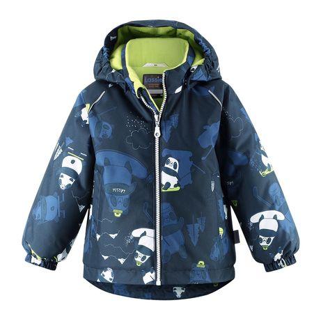 Новая зимняя куртка Lassie by Reima р.80
