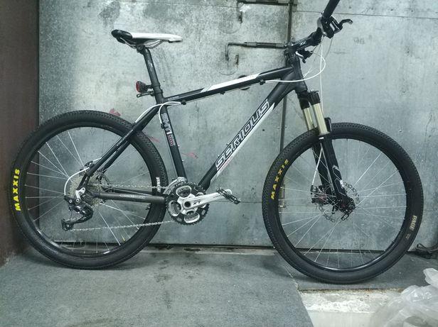 Продам велосипед на 26 колесах
