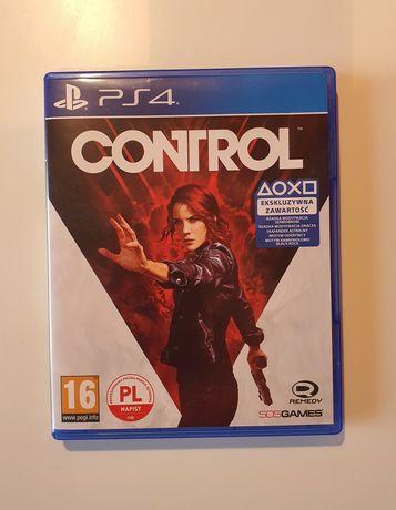 Gra Control Playstation