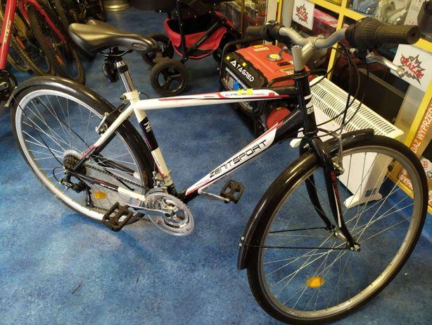 Wyprzedaż Rower Miejski Zenit Sport 26 Lombard Madejsc