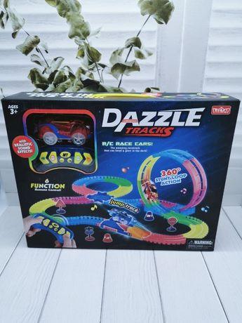 Светящиеся дороги Magic Tracks и DAZZLE TRACKS с машинкой