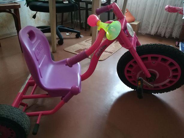 Веломобиль велосипед traxx