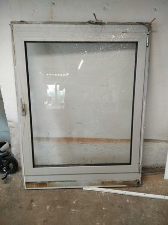 Okno aluminiowe używane