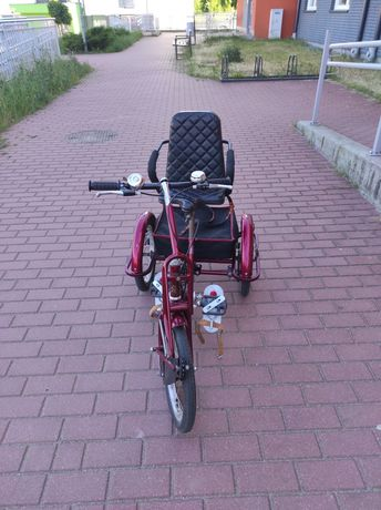 Rower dla dziecka niepełnosprawnego