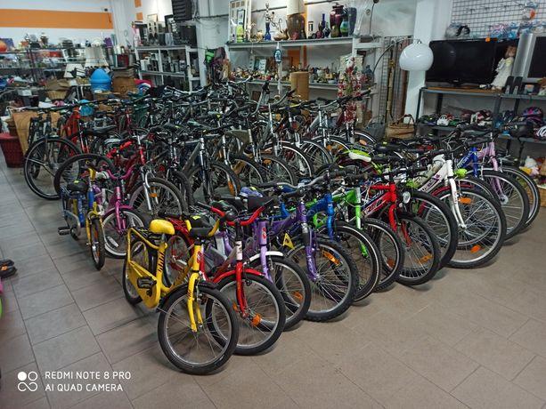 Rowery używane Bulls Pegasus KTM Batavus Puky Cube Diamont