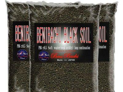 Benibachi Black Soil Normal 1kg