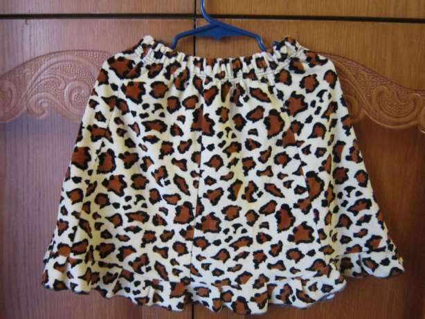Тигровая юбка