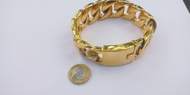 Pozłacana bransoletka,złota bransoletka,yes,ccc,kruk,nowa,moda,nowość