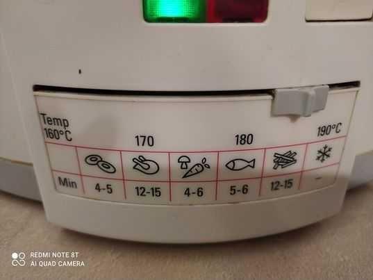 Frytkownica Siemens 2000W...3 l