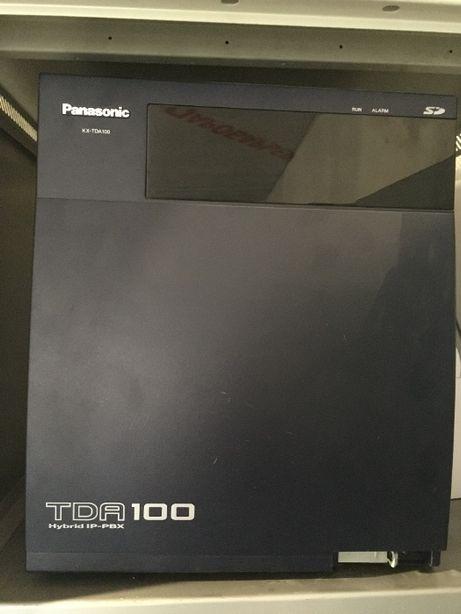 Мини АТС Panasonic KX-TDA100
